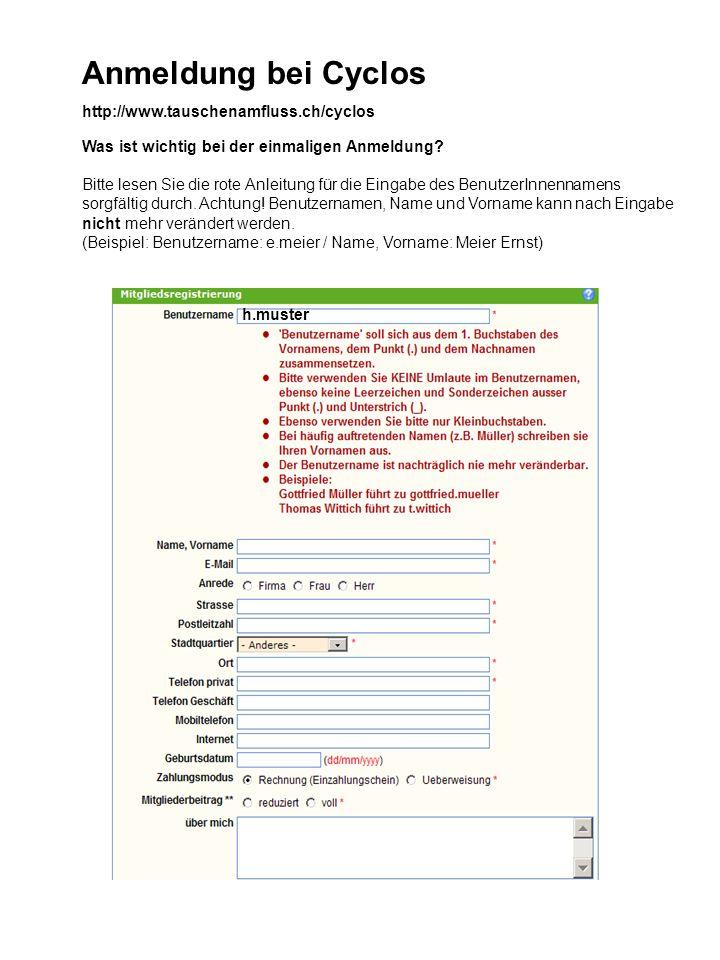 Anmeldungsbestätigung Per E-Mail erhalten Sie ihr Kennwort.