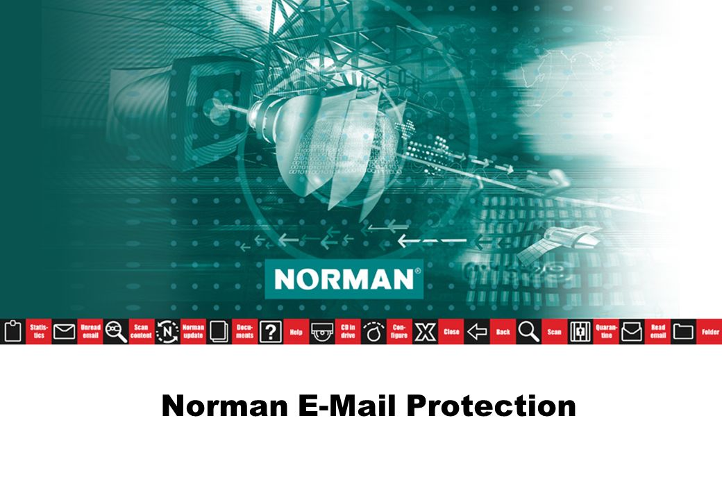 Norman E-Mail Protection