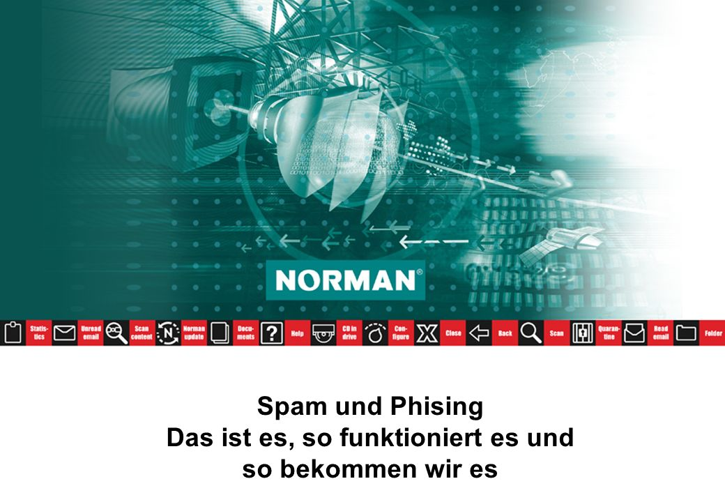 Was ist Norman Email Protection.