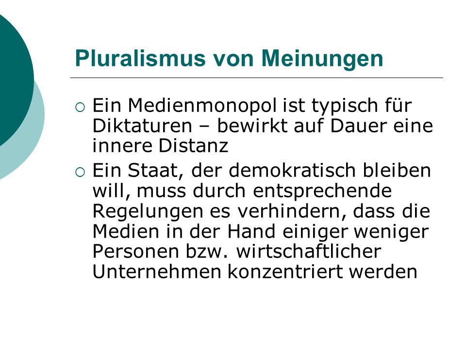Pluralismus u.Demokratie J. Habermas: Öffentlichkeit bzw.