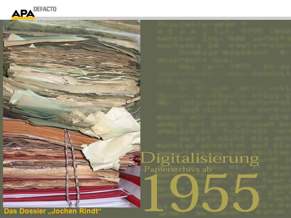 Das Dossier Jochen Rindt