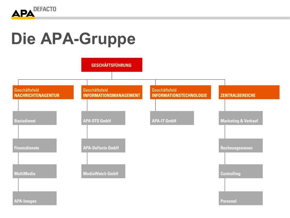 Die APA-Gruppe