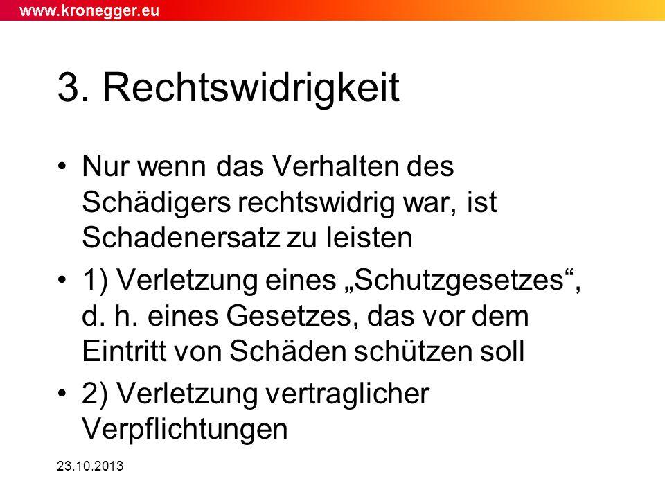 23.10.2013 Beispiele Forenhaftung In einem Webforum (z.