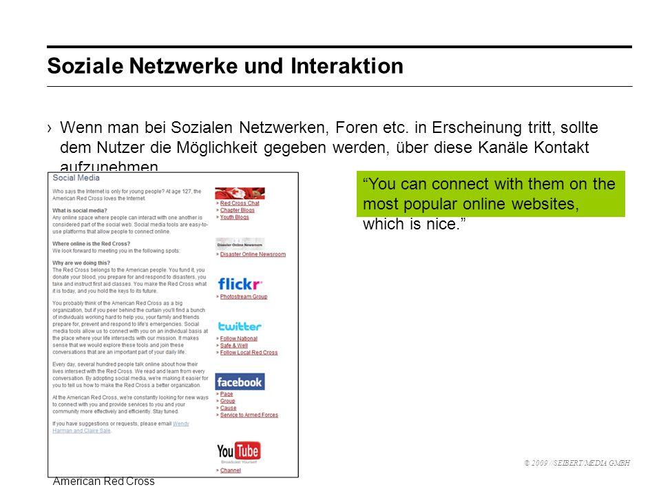 Soziale Netzwerke und Interaktion Wenn man bei Sozialen Netzwerken, Foren etc.