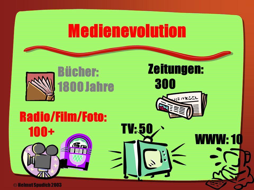 Klicken, Scrollen, Surfen Die unendlich (chaotische) Vielfalt des Internet © Helmut Spudich 2003