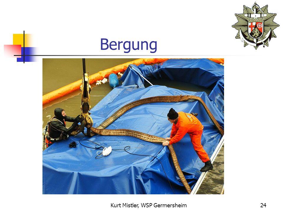 Kurt Mistler, WSP Germersheim23 Finanzielle Folgen 3. Fremdschäden: Steganlage Nachbarboote 4. Strafverfahren: Gerichtskosten Geldstrafe