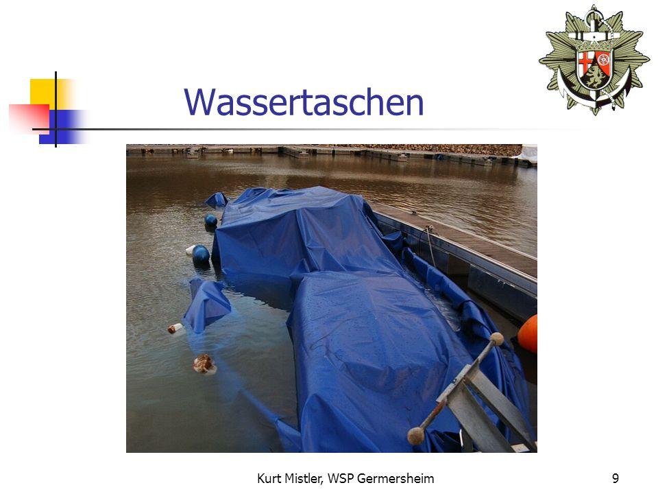 Kurt Mistler, WSP Germersheim8 Wassertaschen