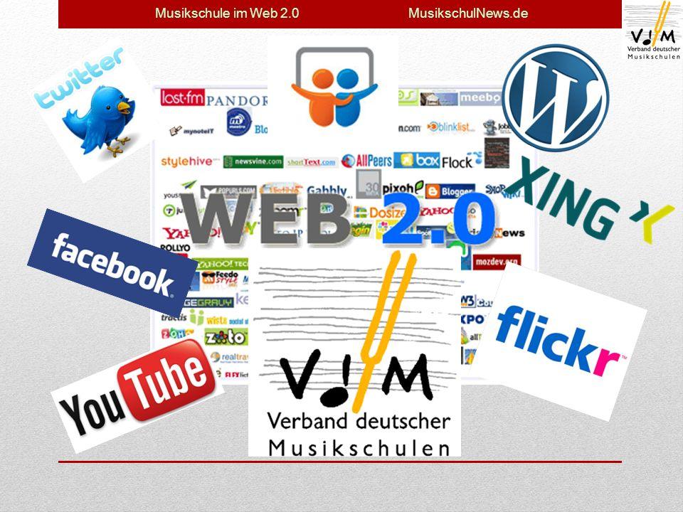 Musikschule im Web 2.0 MusikschulNews.de