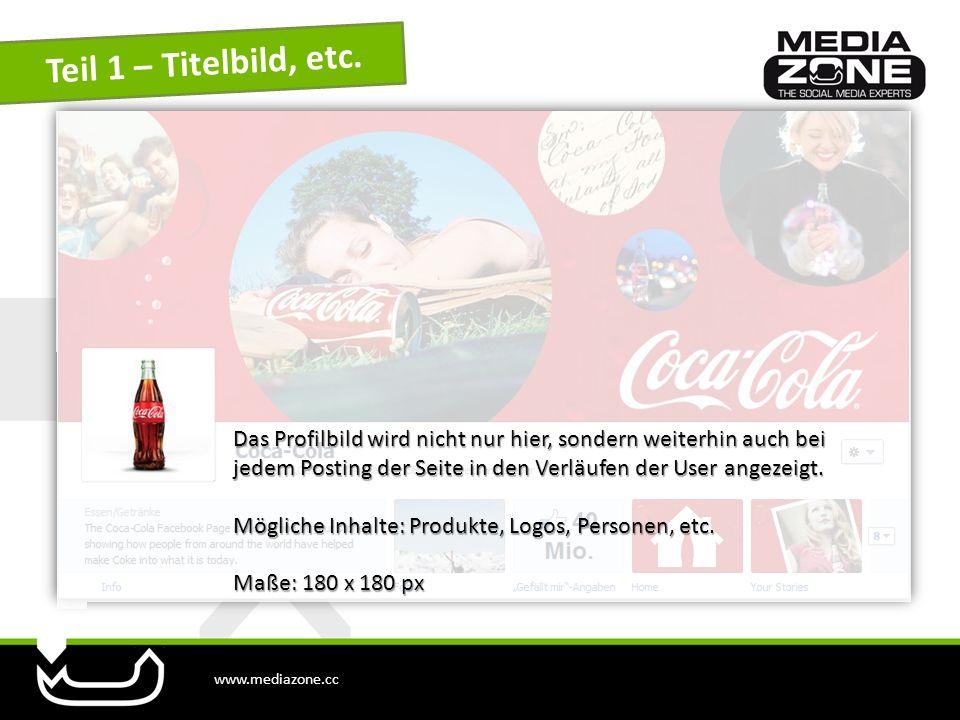 www.mediazone.cc Beispiele Link zur Nike Facebook Seite Link zur Nike Facebook Seite