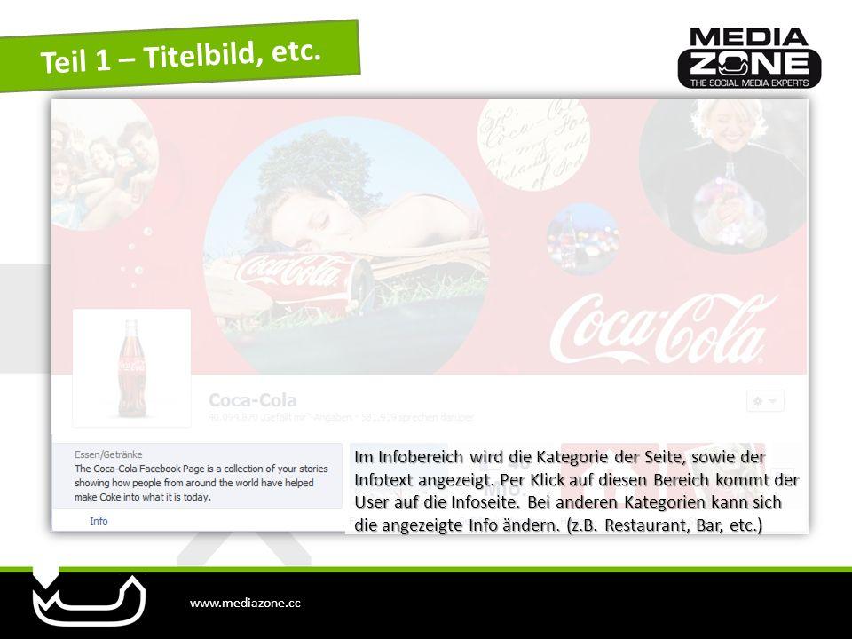 www.mediazone.cc Nachrichten Der Gefällt mir Button findet nun rechts unter dem Titelbild platz.