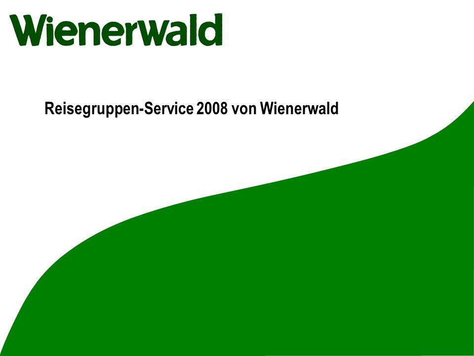 CE v5.9 Reisegruppen-Service 2008 von Wienerwald