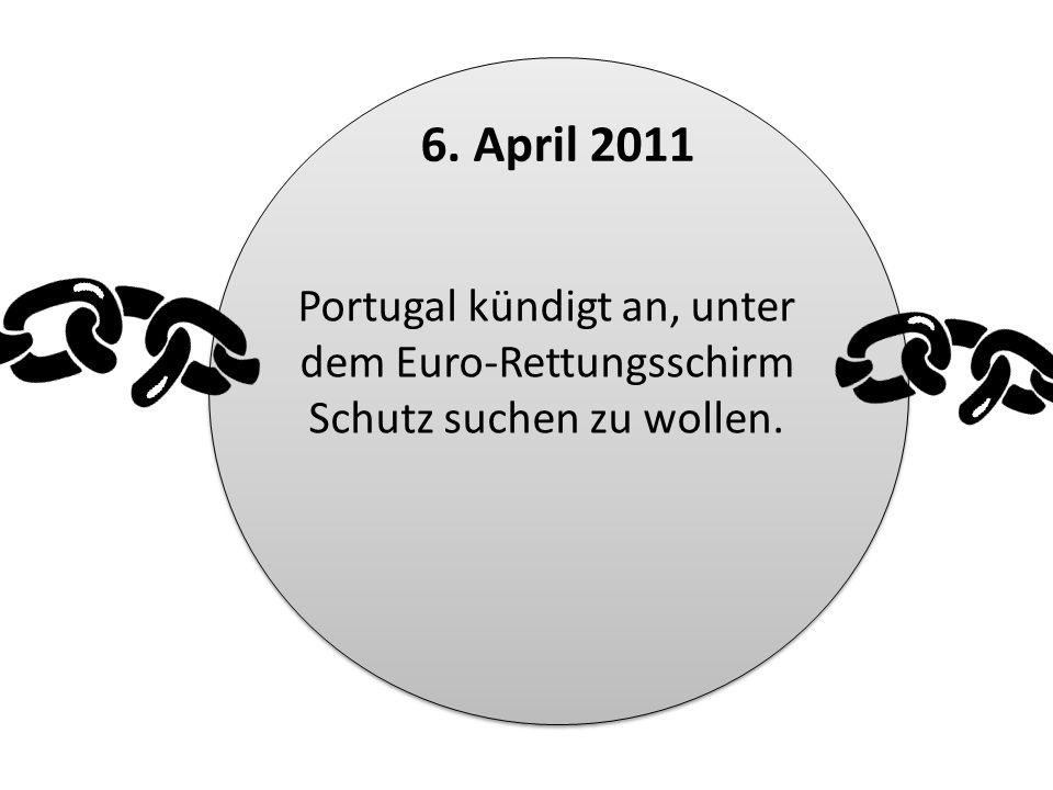 Portugal einigt sich mit EU und IWF auf die Details des Hilfspakets von 78 Milliarden aus dem Euro- Rettungsschirm.