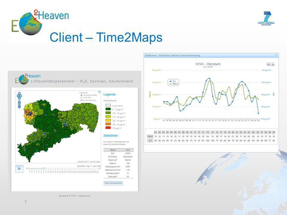 7 Client – Time2Maps