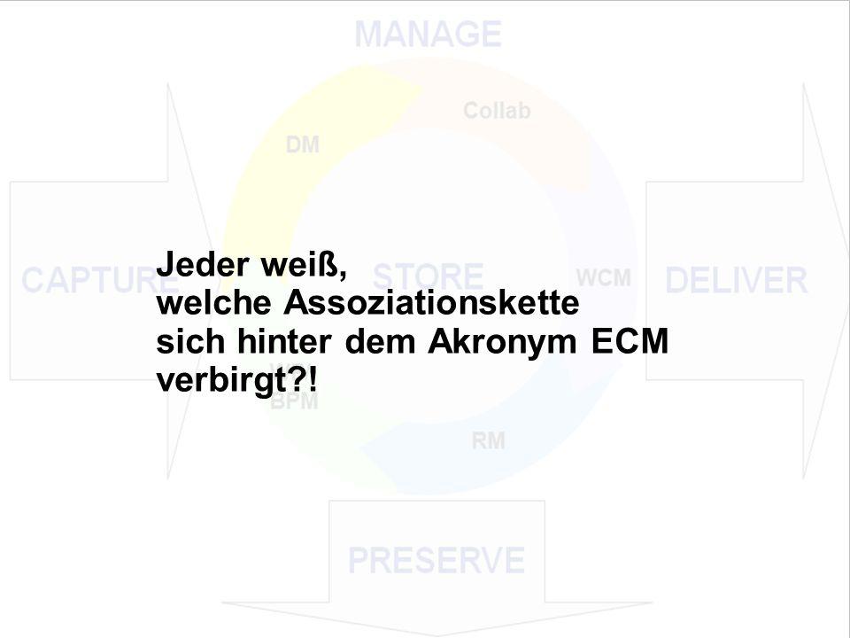 13 EIM Update und Trends 2010 Dr. Ulrich Kampffmeyer PROJECT CONSULT Unternehmensberatung Dr.
