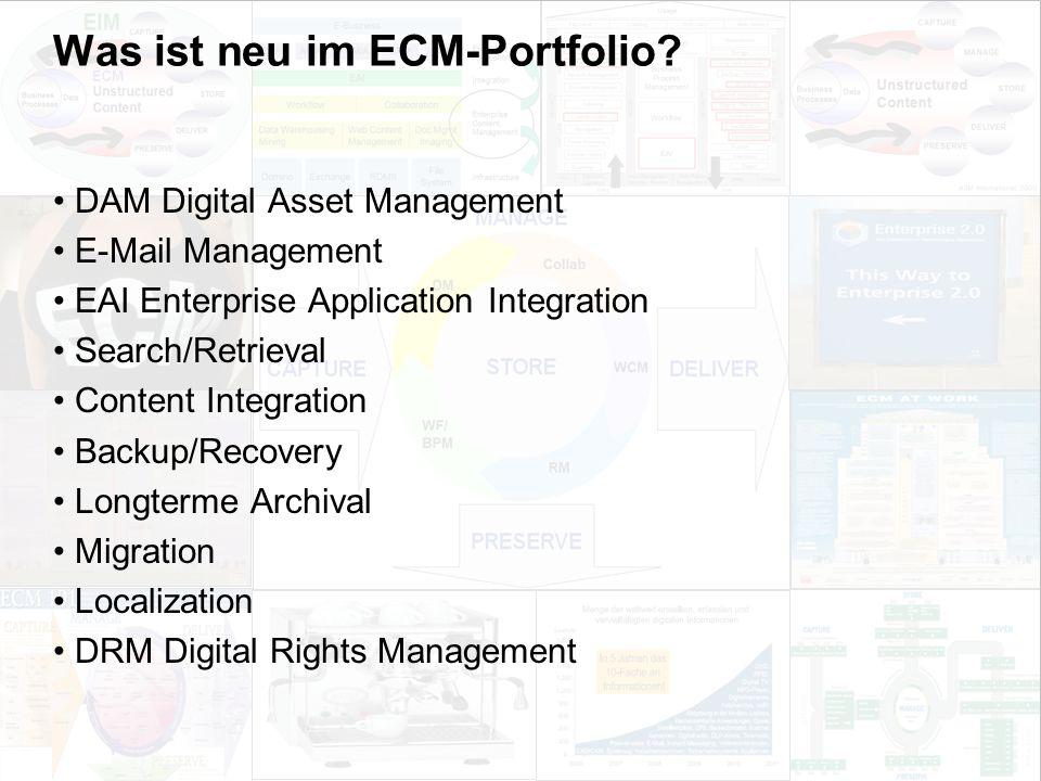 31 EIM Update und Trends 2010 Dr. Ulrich Kampffmeyer PROJECT CONSULT Unternehmensberatung Dr.
