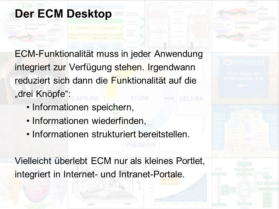 35 EIM Update und Trends 2010 Dr. Ulrich Kampffmeyer PROJECT CONSULT Unternehmensberatung Dr.