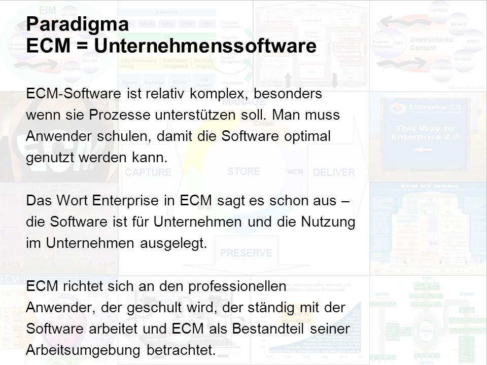 36 EIM Update und Trends 2010 Dr. Ulrich Kampffmeyer PROJECT CONSULT Unternehmensberatung Dr.