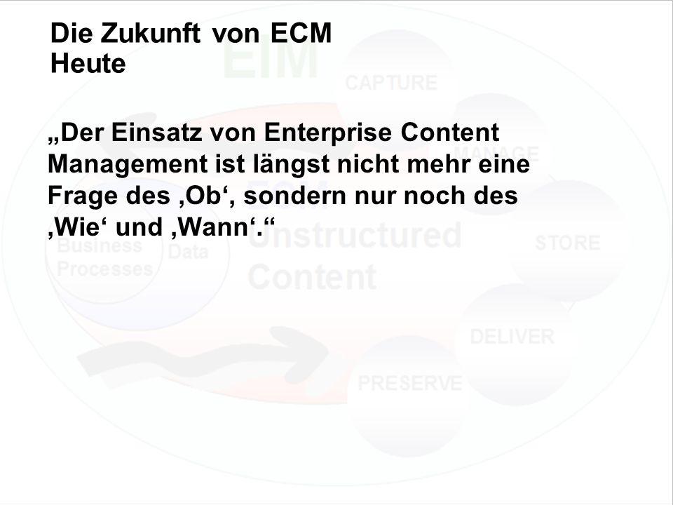 42 EIM Update und Trends 2010 Dr. Ulrich Kampffmeyer PROJECT CONSULT Unternehmensberatung Dr. Ulrich Kampffmeyer GmbH Breitenfelder Straße 17 20251 Ha