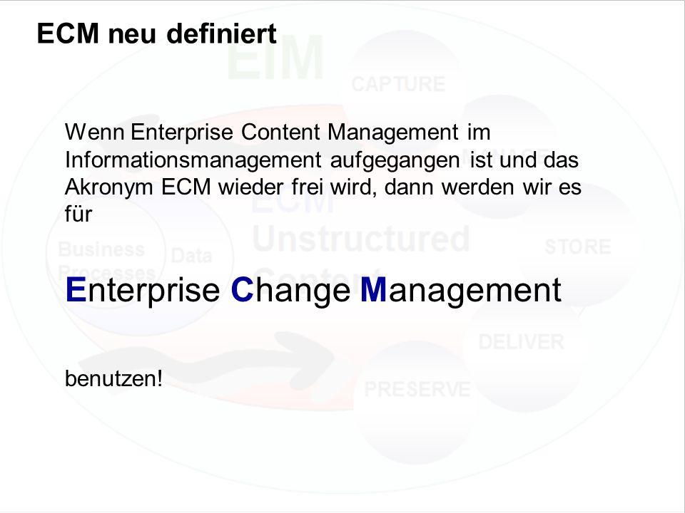 51 EIM Update und Trends 2010 Dr. Ulrich Kampffmeyer PROJECT CONSULT Unternehmensberatung Dr.