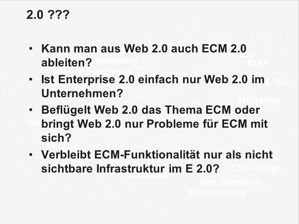 53 EIM Update und Trends 2010 Dr. Ulrich Kampffmeyer PROJECT CONSULT Unternehmensberatung Dr.