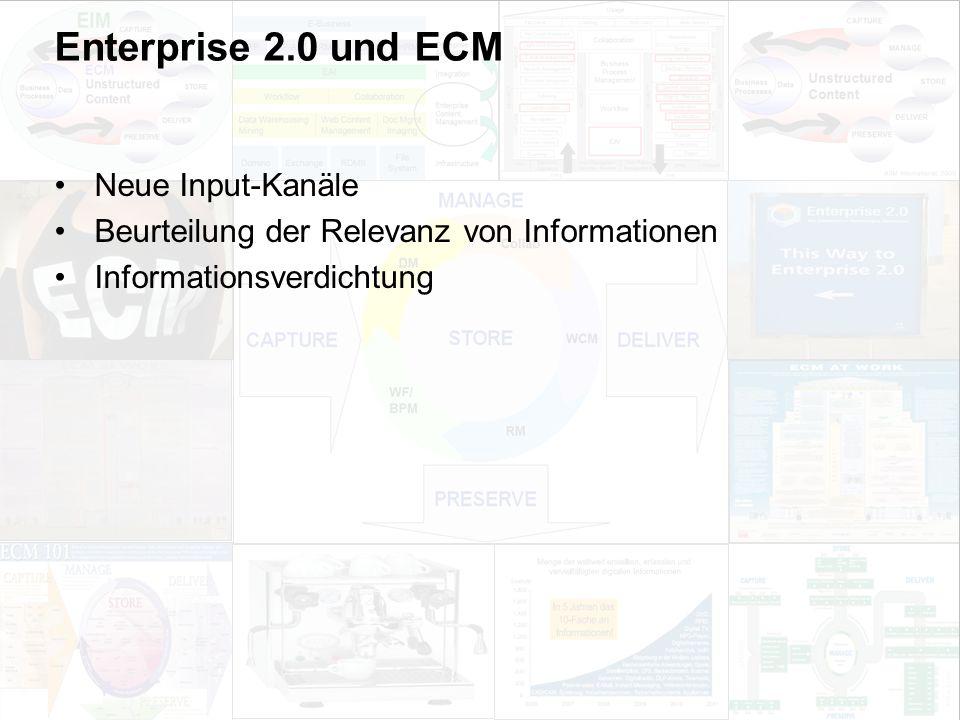 55 EIM Update und Trends 2010 Dr. Ulrich Kampffmeyer PROJECT CONSULT Unternehmensberatung Dr.