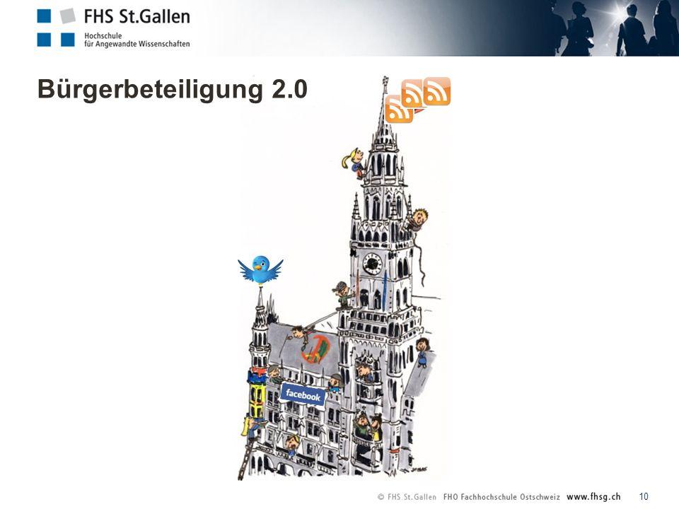 10 Bürgerbeteiligung 2.0