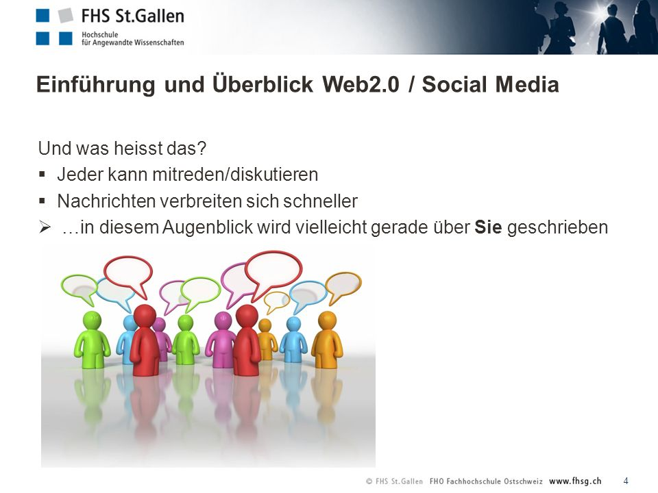 Einführung und Überblick Web2.0 / Social Media 5 Beispiel von Crowdvoice.org
