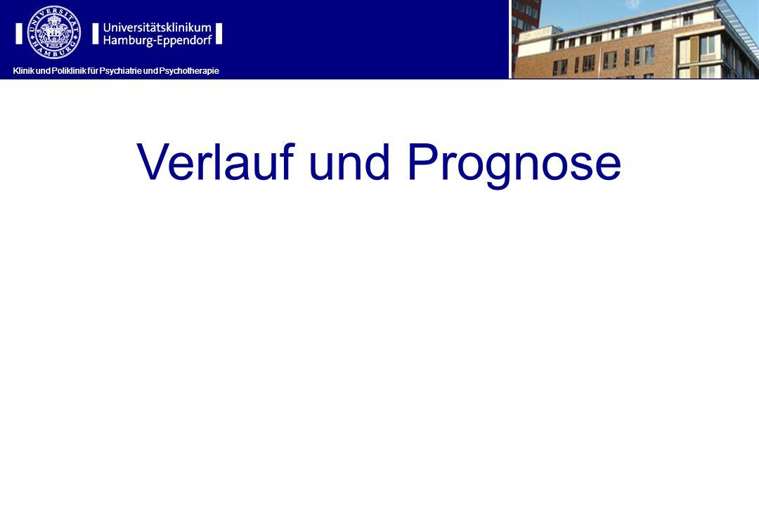 Verlauf und Prognose Klinik und Poliklinik für Psychiatrie und Psychotherapie