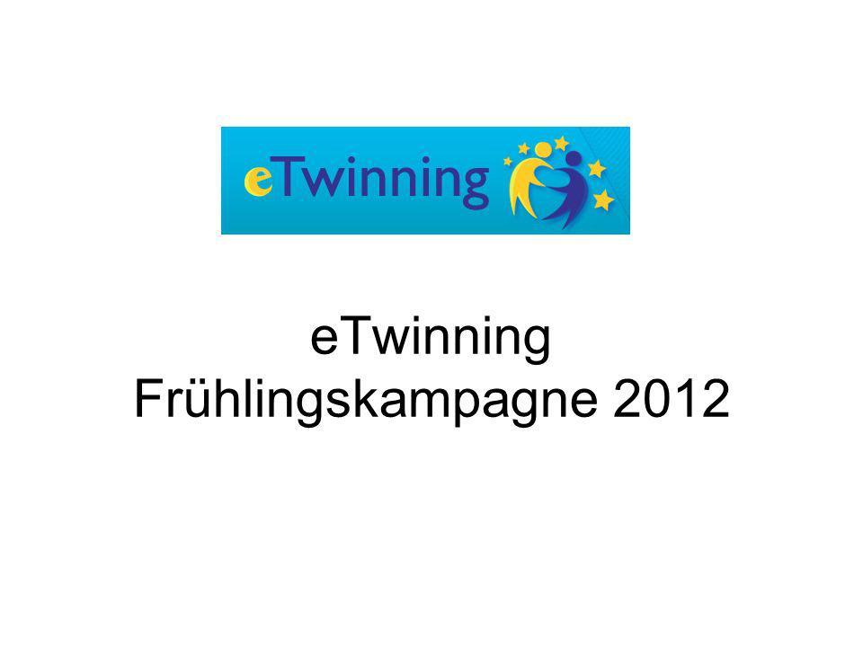 eTwinning Frühlingskampagne 2012