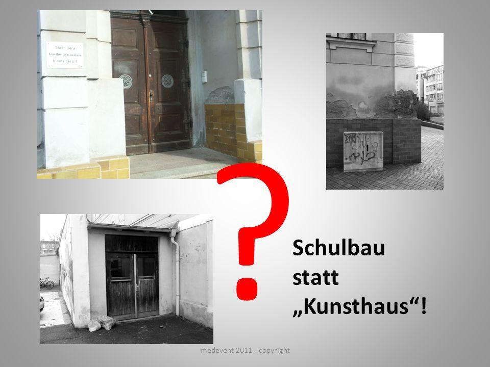 ? Schulbau statt Kunsthaus!