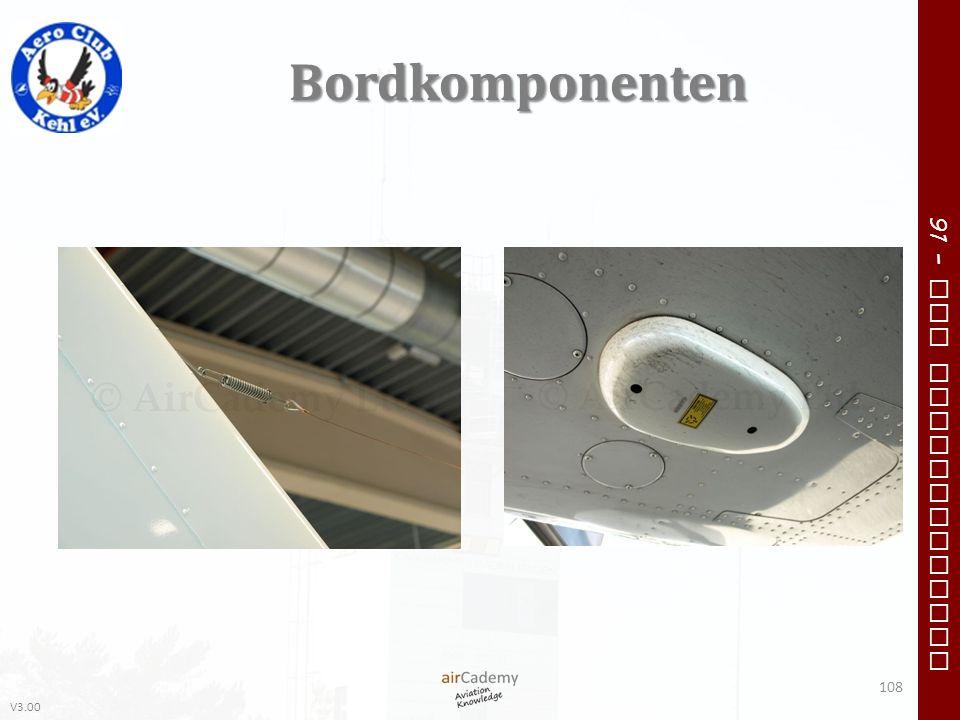 V3.00 91 – VFR Communication Bordkomponenten 108