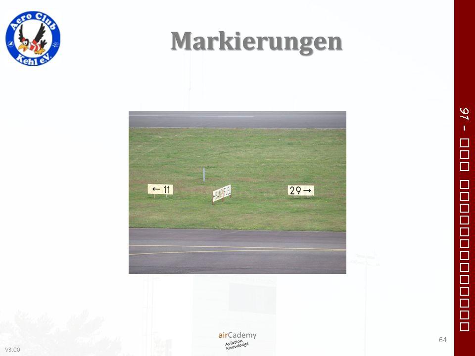 V3.00 91 – VFR Communication Markierungen 64