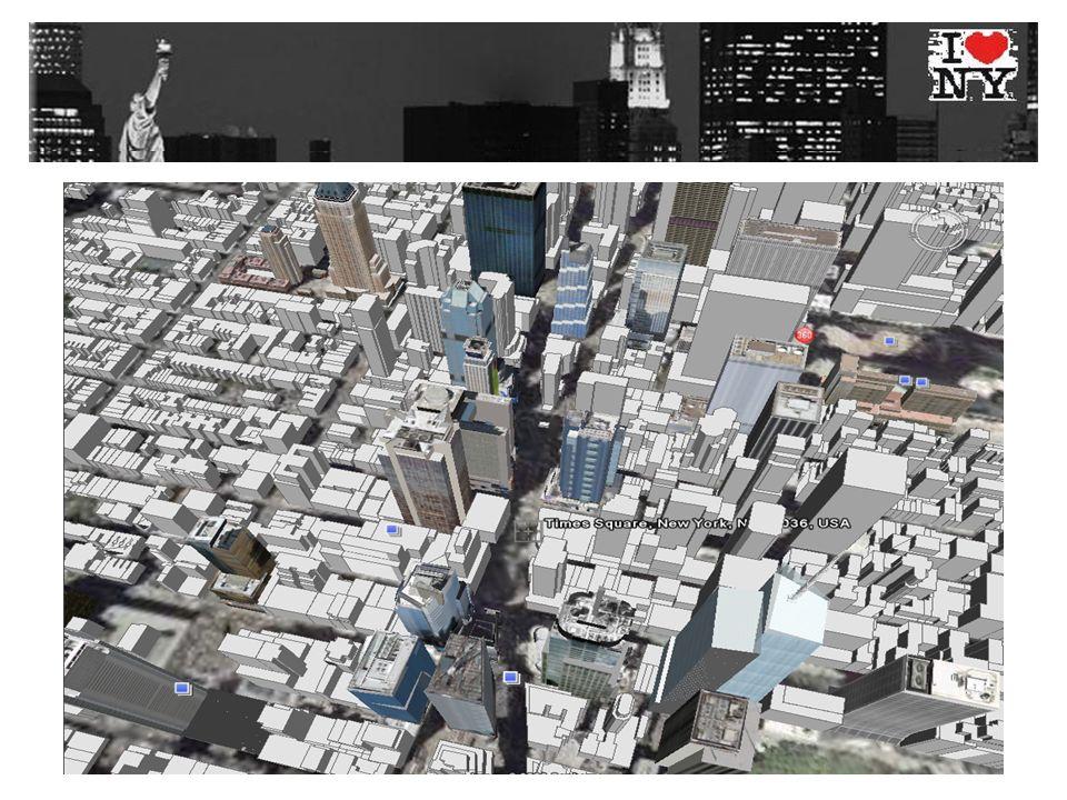Der Times Square in New York City liegt an der Kreuzung Broadway und Seventh Avenue und ist nach der Zeitung New York Times benannt.