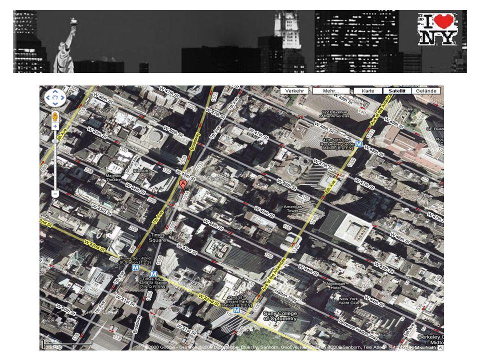 Das große Projekt beinhaltete: alles Zwielichtige wurde vom Platz entfernt die alten Gebäude restauriert und renoviert teilweise die Betonbauten aus den 60-en abgerissen, um nach den originalen Bauplänen wieder die ursprünglichen Gebäude zu errichten die komplette Kreuzung ab der 42nd Street bis hinauf zur 55th Street neu asphaltiert.