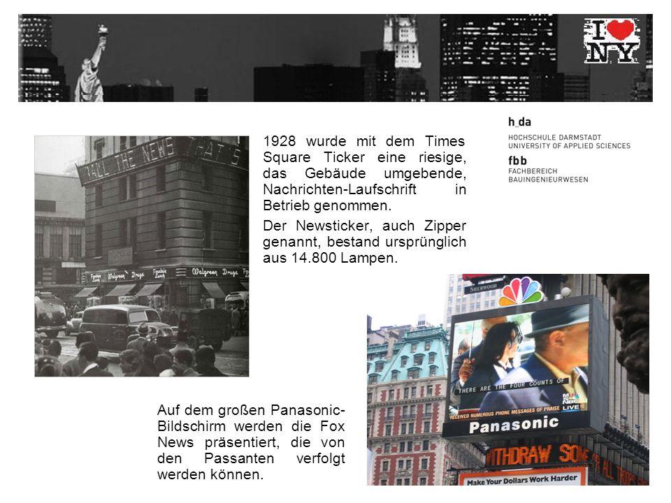 Was für ein Wundergarten muss dies für jeden sein, der so glücklich ist, nicht lesen zu können Gilbert Keith Chesterton 1922 über die unzähligen Werbeplakate des Times Squares.