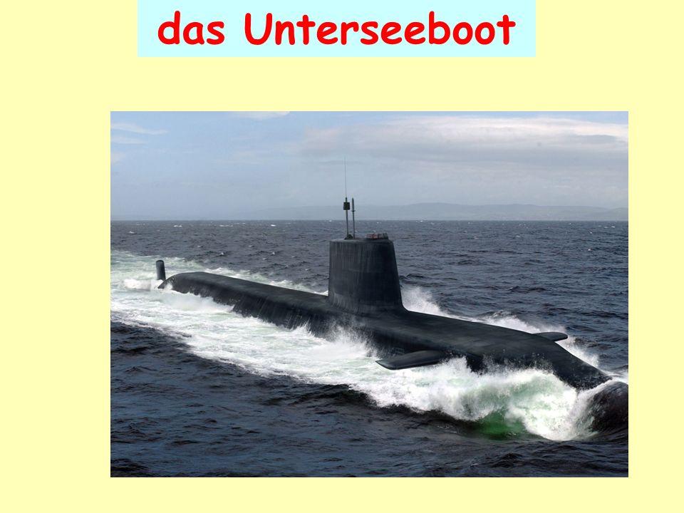 das Unterseeboot
