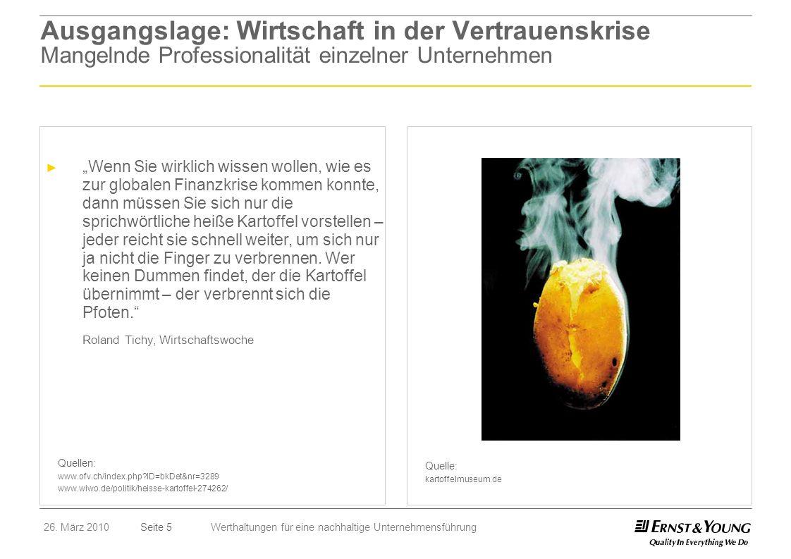 Seite 526. März 2010Werthaltungen für eine nachhaltige Unternehmensführung Quelle: kartoffelmuseum.de Quellen: www.ofv.ch/index.php?ID=bkDet&nr=3289 w