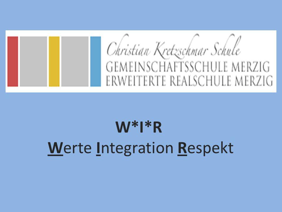 W*I*R Werte Integration Respekt