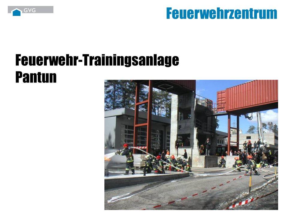 Feuerwehrzentrum Feuerwehr-Trainingsanlage Pantun