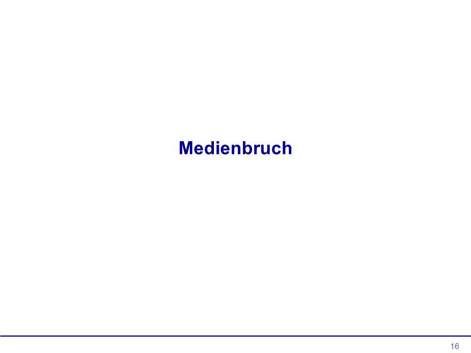 16 Medienbruch