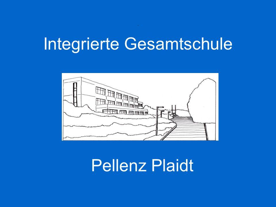 Logo Integrierte Gesamtschule Pellenz Plaidt