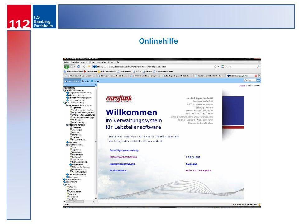 Onlinehilfe
