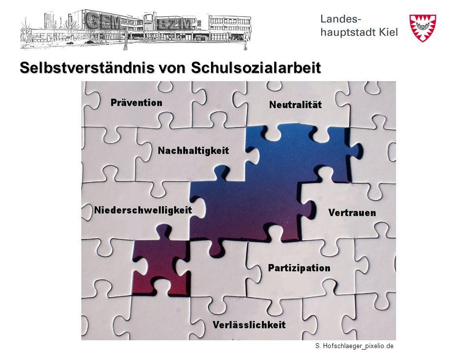 Selbstverständnis von Schulsozialarbeit S. Hofschlaeger_pixelio.de