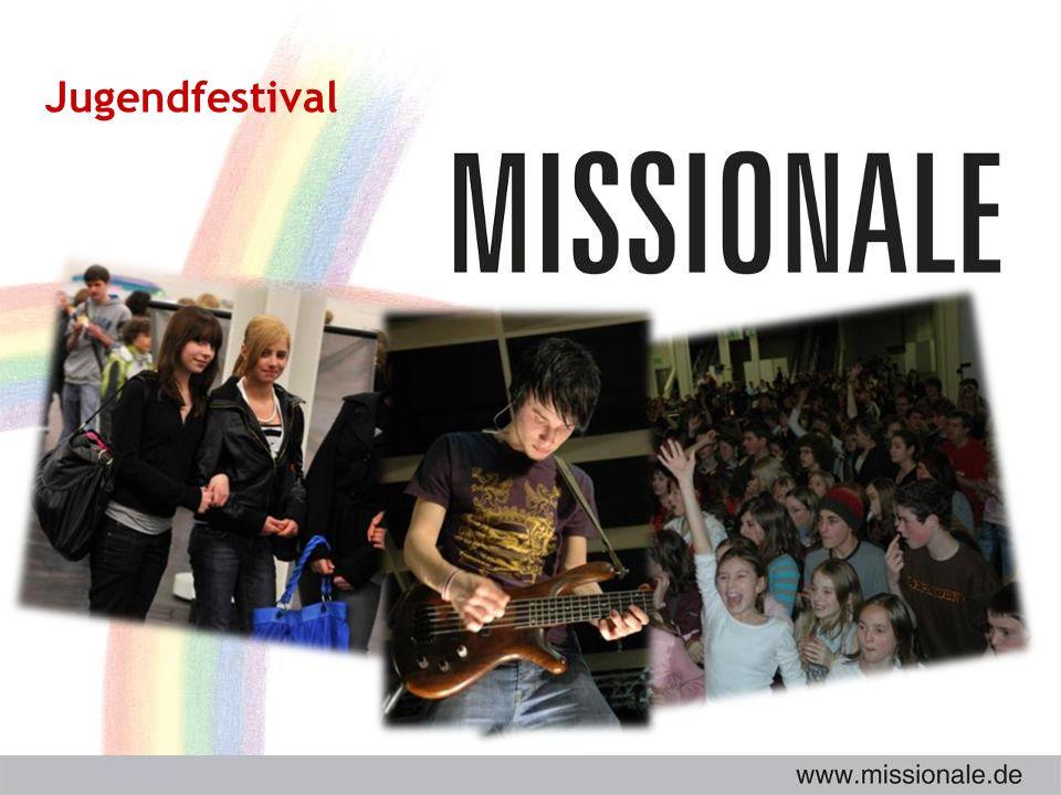 und von Ihren Spenden.Missionale ist eine ehrenamtlich organisierte Veranstaltung.
