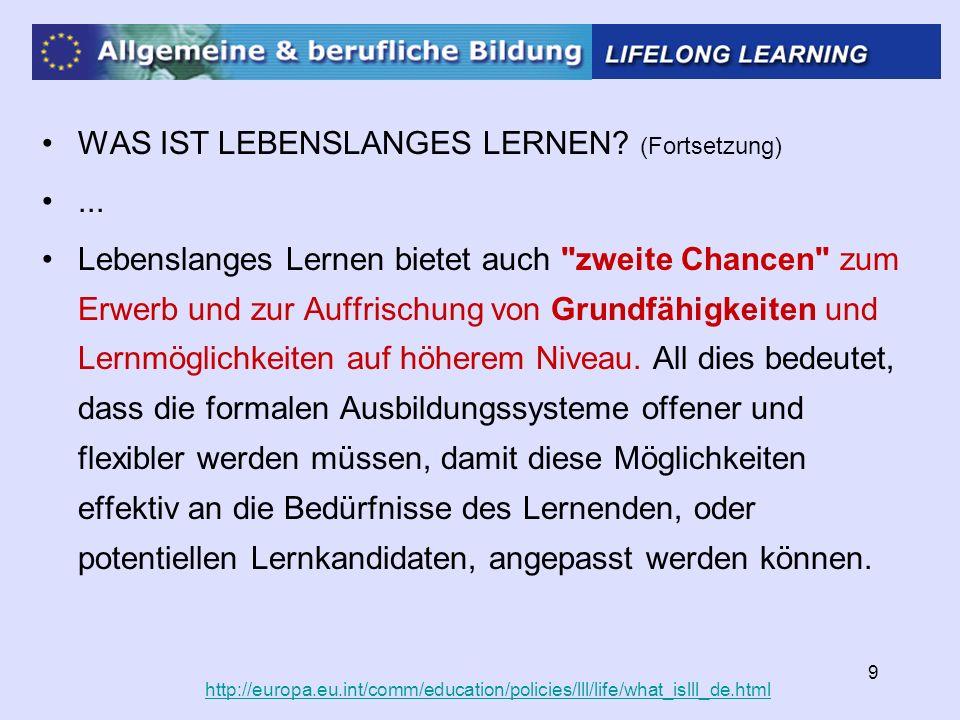 30 E-Alphabetisierung und E-Kompetenz, Bsp.BRD Seit 8.