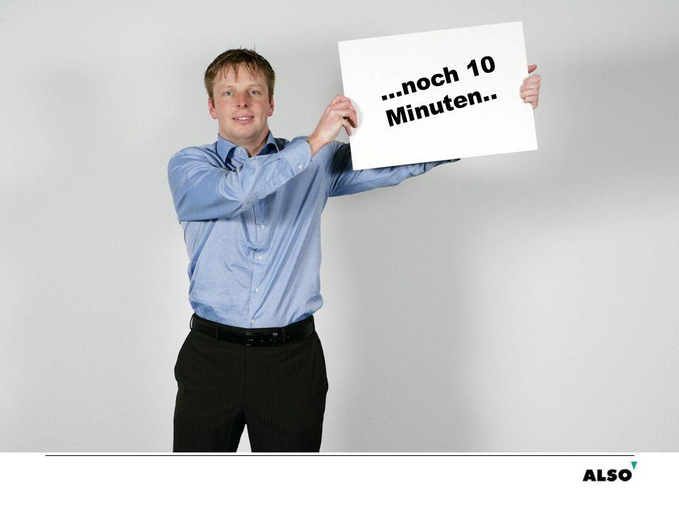 …noch 10 Minuten..