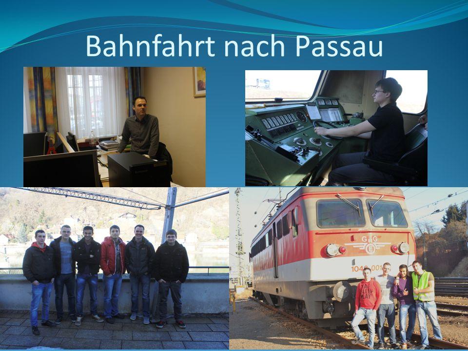 Projektassistentin an der TU Wien