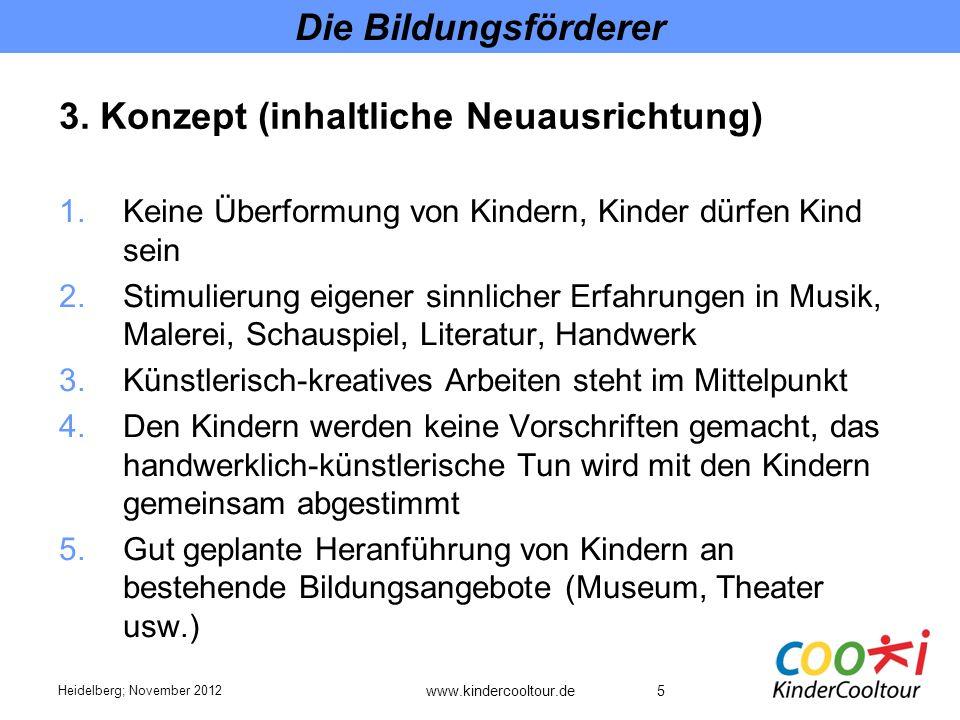 16 Die Bildungsförderer Lernkonzept e.V.