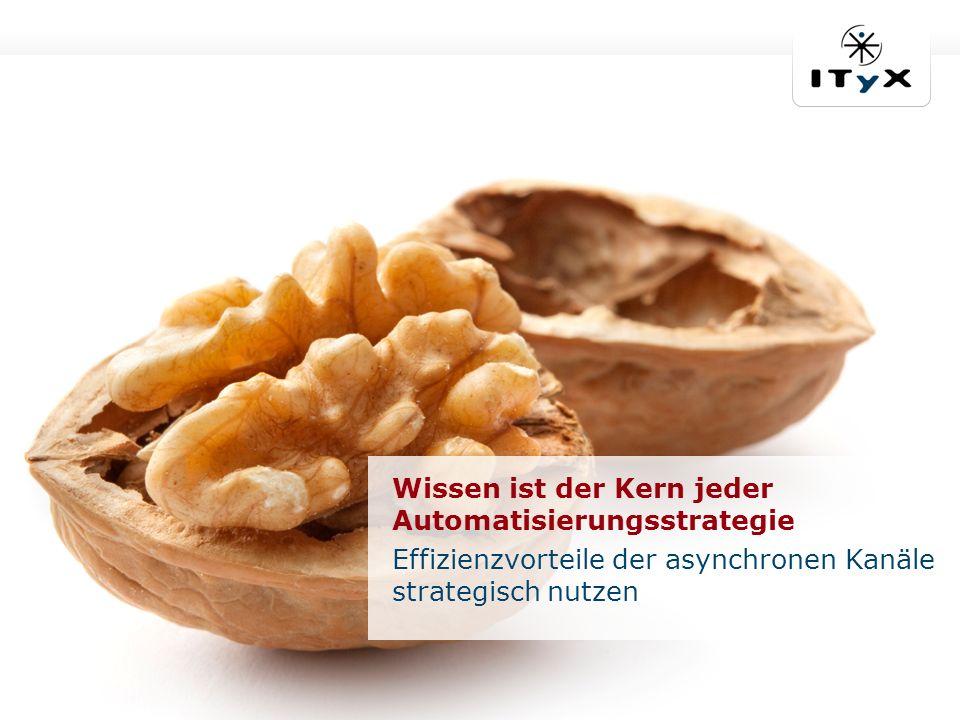 © ITyX Solutions AG   2012 Seite 18   ECM Crossroad 2012 Lösungen von ITyX eignen sich für mittlere bis große Unternehmen aller Branchen.