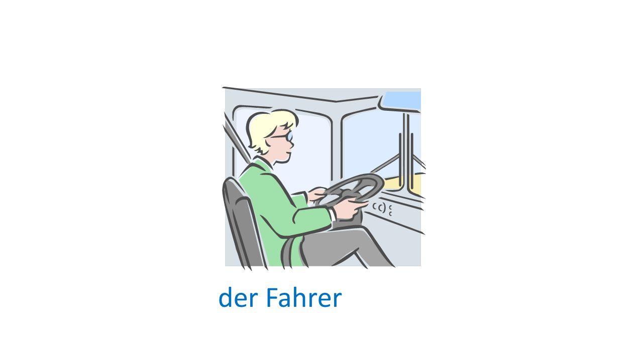 der Fahrer
